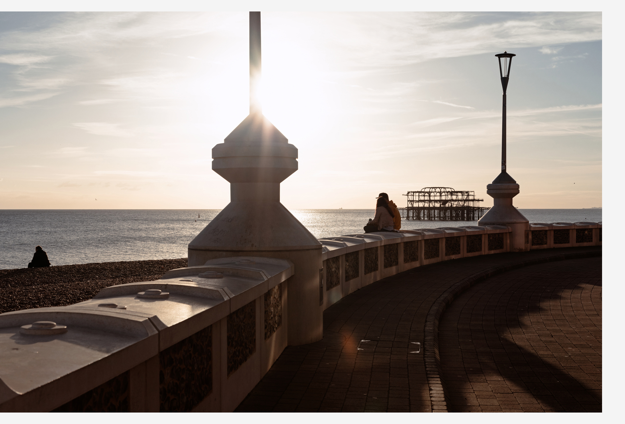 onthenorway brighton pier england hove